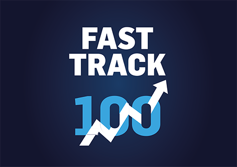 Becomes a Fast Track 100 Company