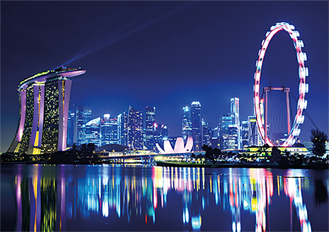 Propels APAC operation with office in Singapore