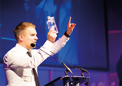 Triple award success at the Recruitment Business Awards 2015